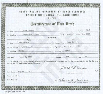Findlen_Birth Certificate 1917-wm.jpg