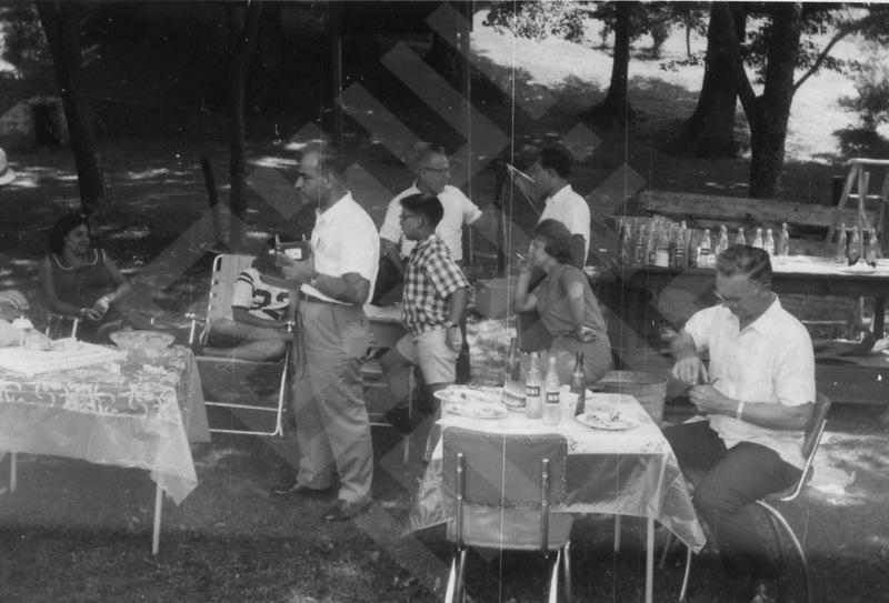 El-Khouri_Joseph standing center Fathers Day Picnic 1965-1.jpg