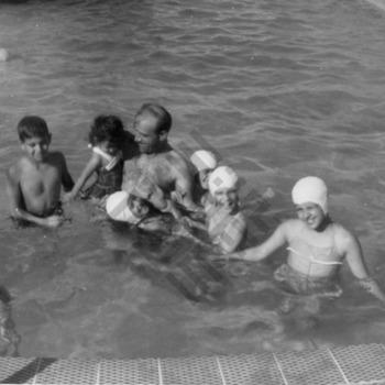 El-Khouri_Miami Vacation Joseph with Anthony George Catherine Barbara Marsha Mariam Theresa 1963_2_wm.jpg