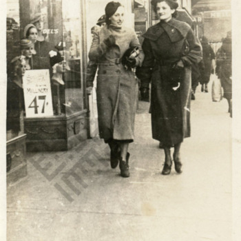 Aunt Peggy and Relative on Streets of Columbus_wm.jpg