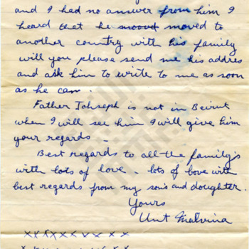 El-Khouri_Letter to Jennie Jabaley from Lebanon May19 1960_2_wm.jpg