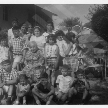 El-Khouri_Fathers Day Picnic 1965_grandchildren with sithoo_1.jpg