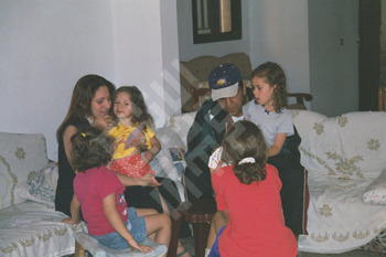 Ishak_Uncle and Aunt with Girls-wm.jpg