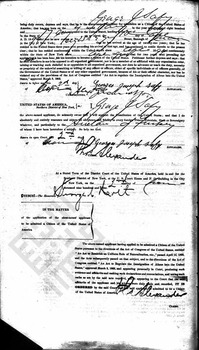 NY Naturalization papers - George J Safy - 1903 - p2_wm.jpg