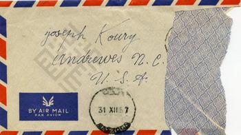 El-Khouri_Letter to Joseph from Lebanon Jan6 1958_2_wm.jpg