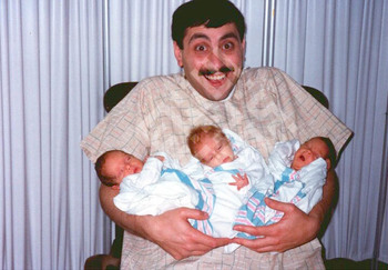 Abed_charlie with triplets_wm.jpg