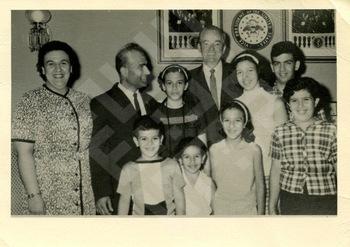 El-Khouri_Family visit with V.P. Hubert Humphrey-1.jpg