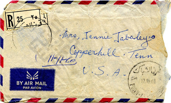 El-Khouri_Letter to Jennie Jabaley from Lebanon Oct10 1960_3_wm.jpg