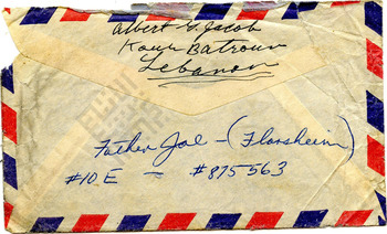 El-Khouri_Envelope to Joseph from Lebanon Sep13 1957_2_wm.jpg