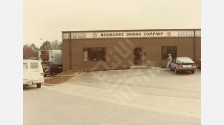 Neomonde Baking Company Store Front, 1980s