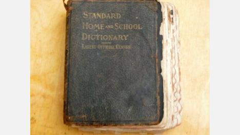 Standard Home and School Dictionary, Latest Official Census