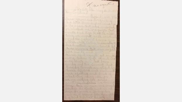 1929-05-20 Letter From Citizens of Lake City, Florida to Governor Carlton Regarding The Romey Case